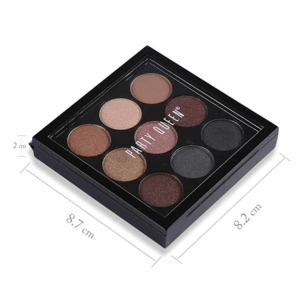 Party Queen New 9 Artist Eye Shadow 6