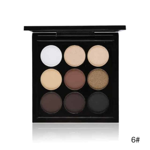 Party Queen New 9 Artist Eye Shadow 12