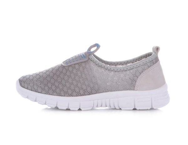 Air Mesh Breathable Casual Gray