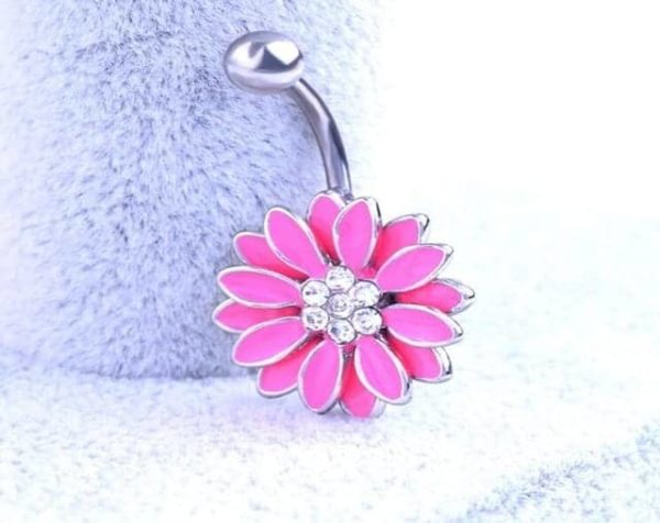 Sexy Dangle Navel Belly Button Rings 18