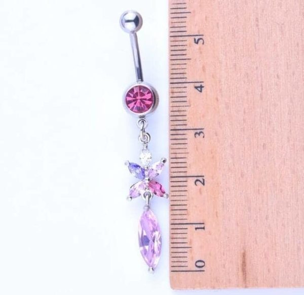 Sexy Dangle Navel Belly Button Rings 23