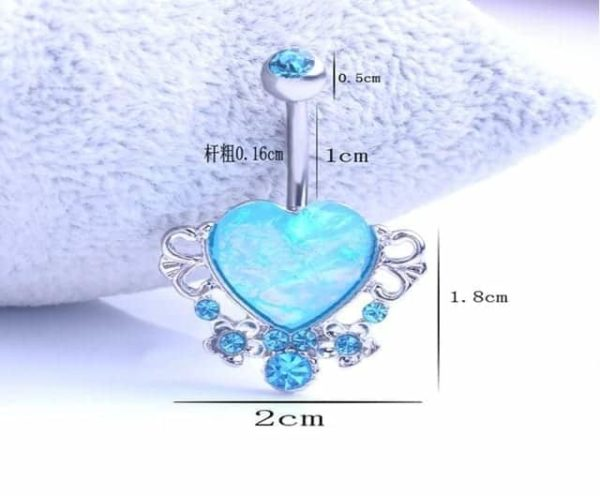 Sexy Dangle Navel Belly Button Rings 15