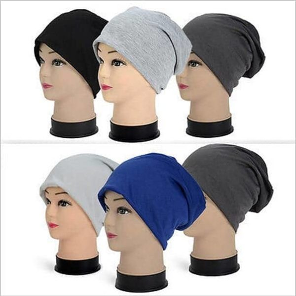 Beanies Cotton Blended Hip Hop Hats 4