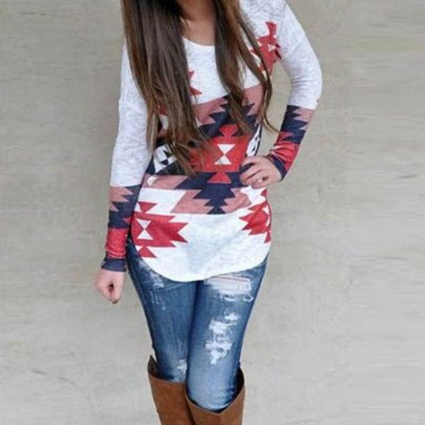 Charming Stylish Tee Printed Shirts