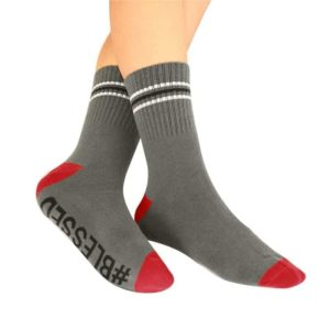 Blessed Women's Socks Color Block