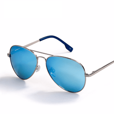 New Unisex Classic Sunglasses With Polarized Lenses For Street Fashion Style 10
