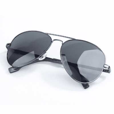 New Unisex Classic Sunglasses With Polarized Lenses For Street Fashion Style 9