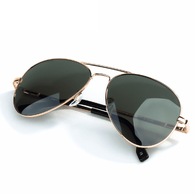 New Unisex Classic Sunglasses With Polarized Lenses For Street Fashion Style 8