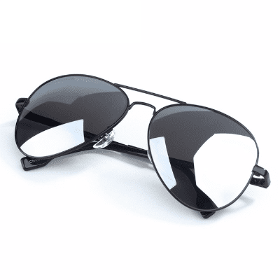 New Unisex Classic Sunglasses With Polarized Lenses For Street Fashion Style 7
