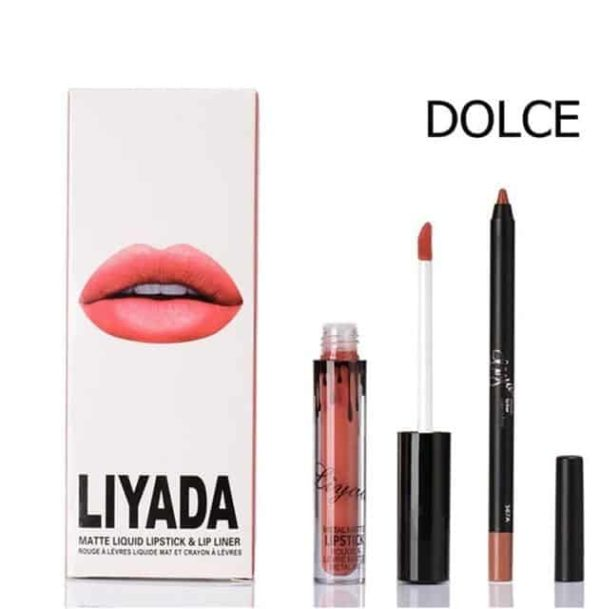New Liquid Matte Lipstick Lips Pencil Makeup 7
