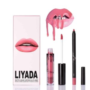 New Liquid Matte Lipstick Lips Pencil Makeup