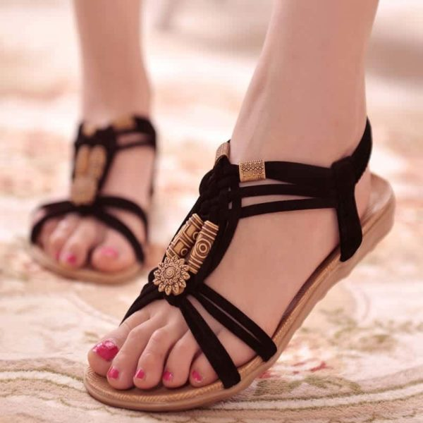 Fashion Women Sandals Flip Flops 6