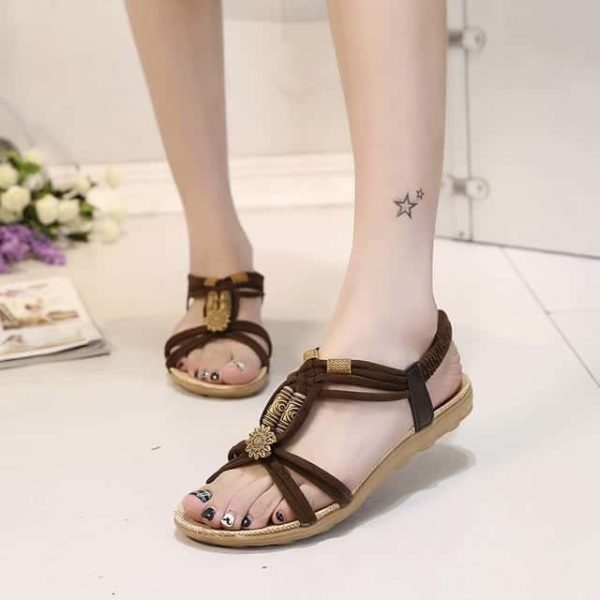 Fashion Women Sandals Flip Flops 4