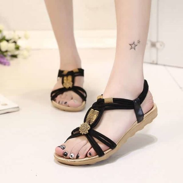 Fashion Women Sandals Flip Flops 3