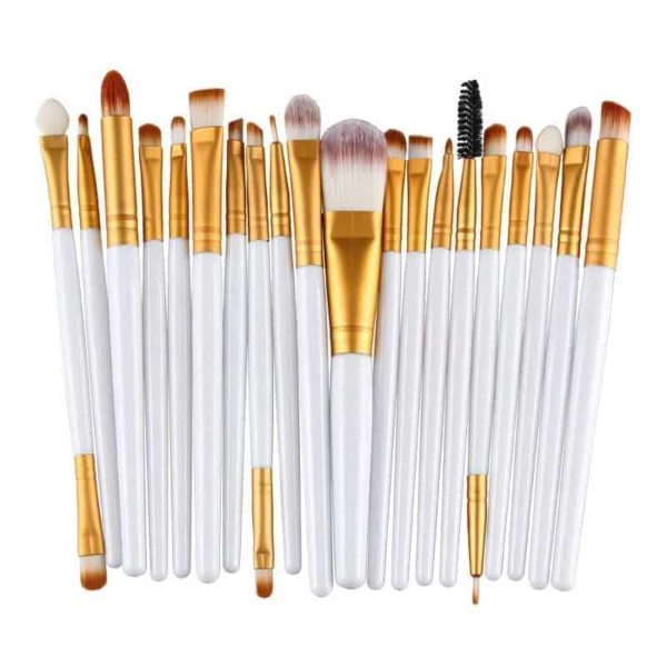 20Pcs Cosmetic Makeup Brushes 1