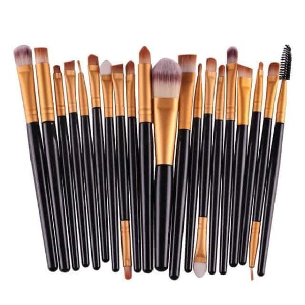 20Pcs Cosmetic Makeup Brushes 6