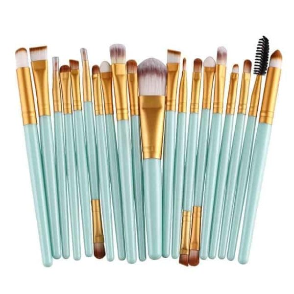 20Pcs Cosmetic Makeup Brushes 8