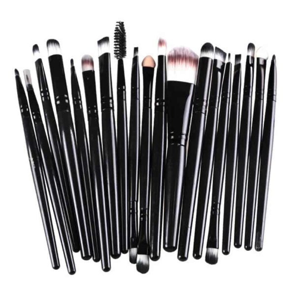 20Pcs Cosmetic Makeup Brushes 4