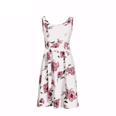 New Women Floral Dress 1