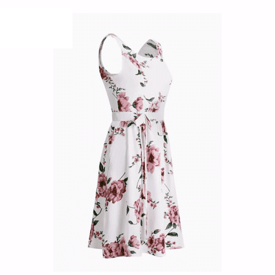 New Women Floral Dress 2