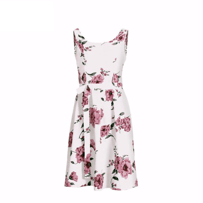 New Women Floral Dress 6