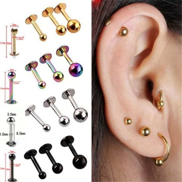 Tragus Piercing Surgical Body Piercing