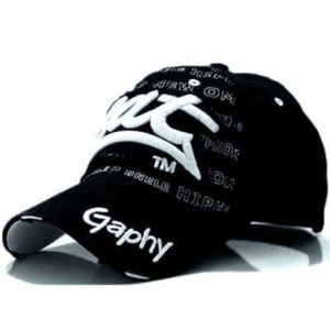 Baseball Cap Hip Hop for Women