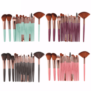 Beauty Makeup Powder Brushes Set