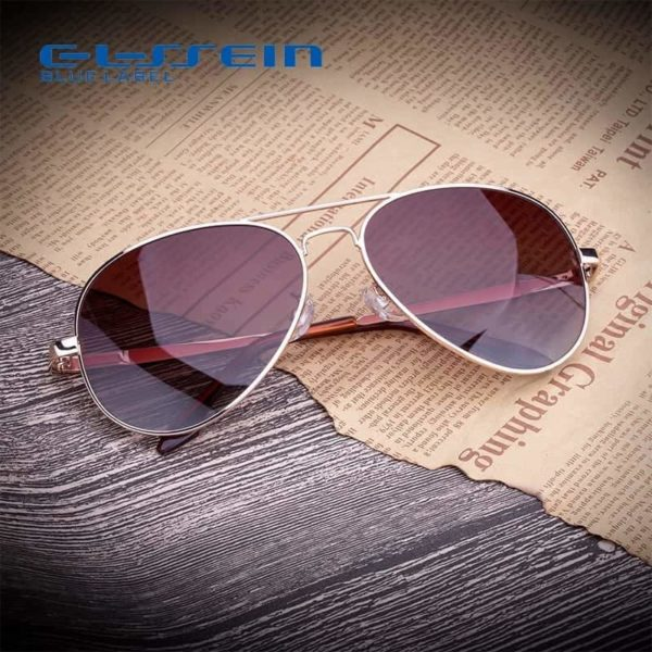 New Unisex Classic Sunglasses With Polarized Lenses For Street Fashion Style 3