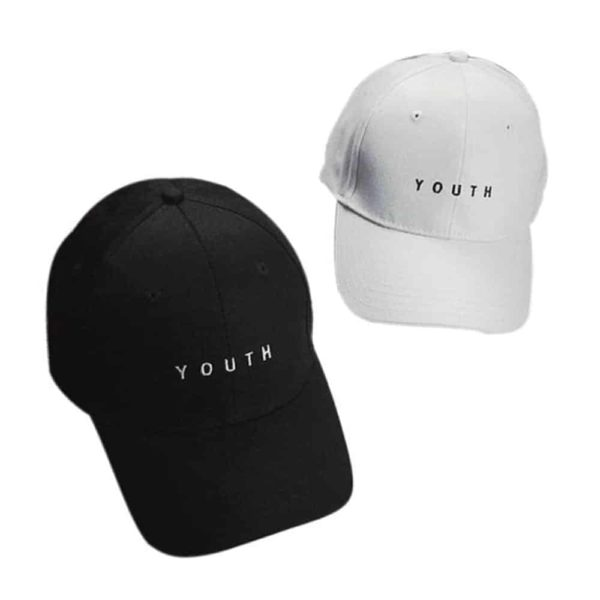 Feitong Fashion baseball Cap Black White Hat Snapback Women Cap 5