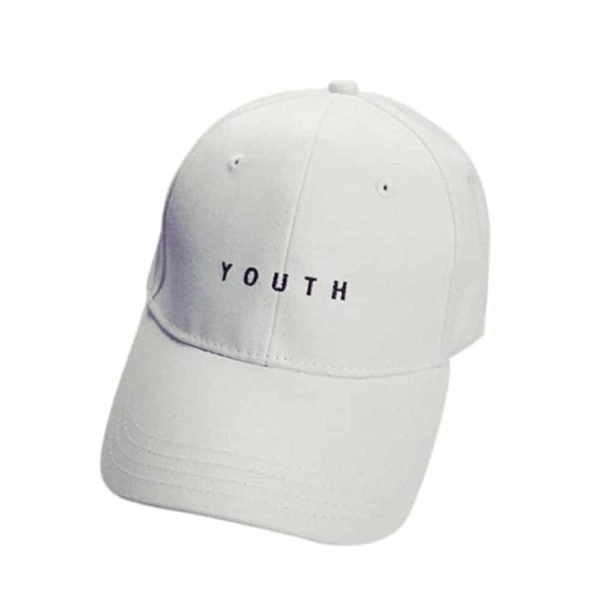 Feitong Fashion baseball Cap Black White Hat Snapback Women Cap 6