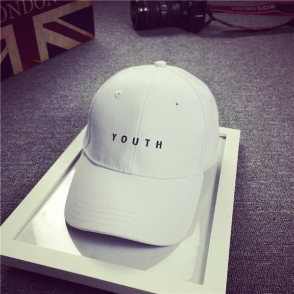 Feitong Fashion baseball Cap Black White Hat Snapback Women Cap 7