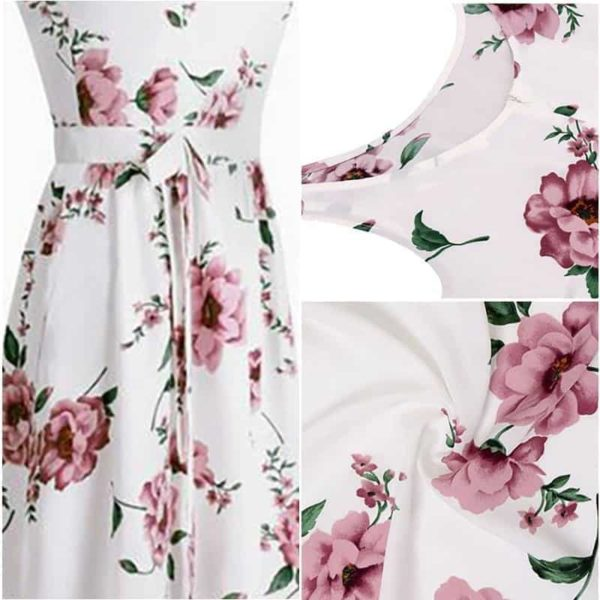 New Women Floral Dress 4