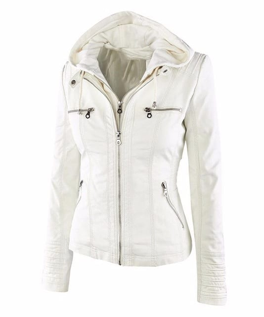 Faux Leather Motorcycle Jackets 10