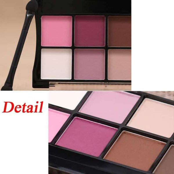 Makeup Palettes Cosmetic With Brush 2