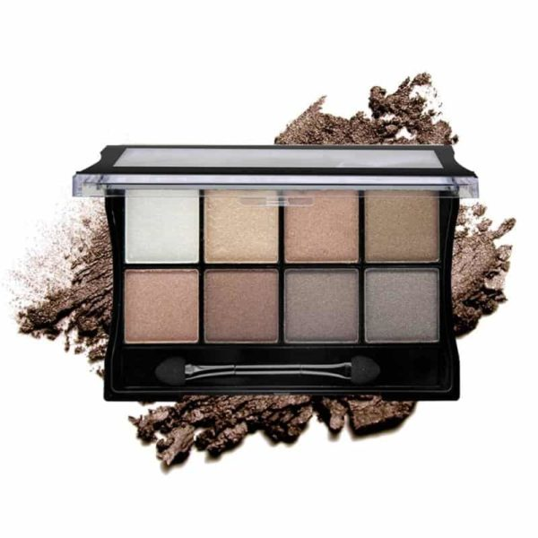 Makeup Palettes Cosmetic With Brush 3