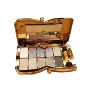 Diamond Eyeshadow Pigment Makeup Pallette