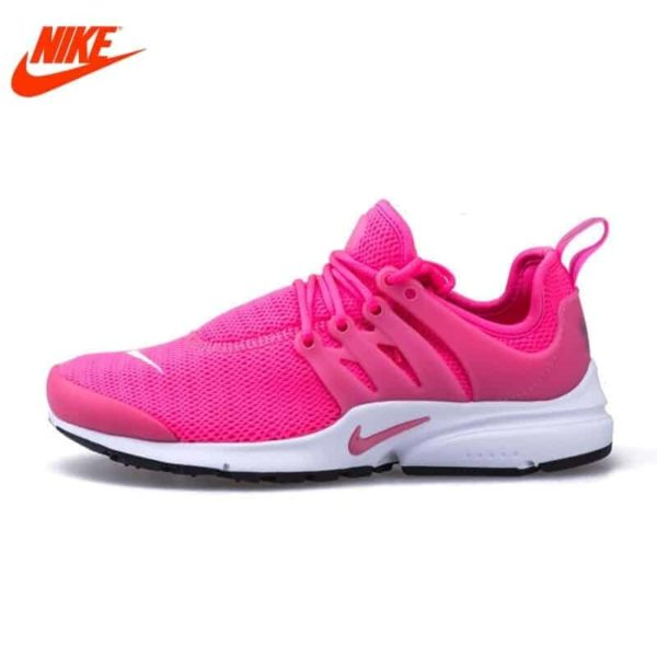 Nike Mesh Surface Air Presto Breathable Running Shoes