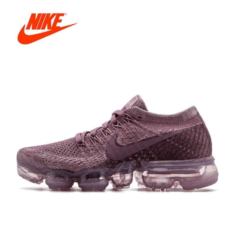 low priced fca61 2a9ef Original Nike Air VaporMax Breathable Running Shoes