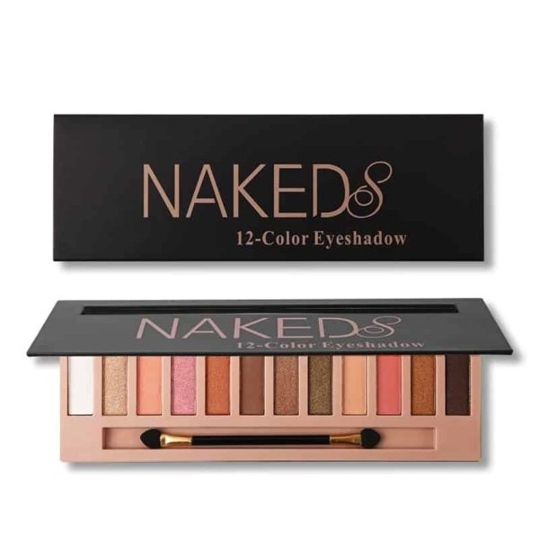 Naked Matte Eyeshadow Makeup Palette 1