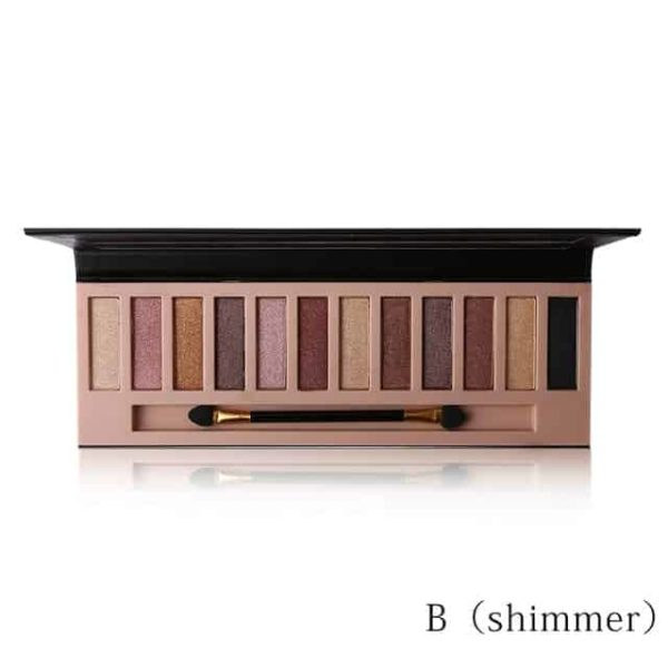 Naked Matte Eyeshadow Makeup Palette 7