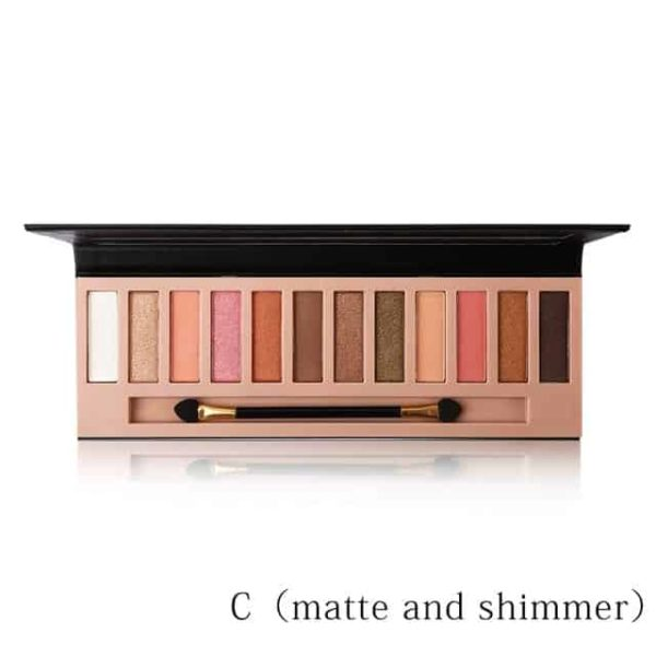 Naked Matte Eyeshadow Makeup Palette 8