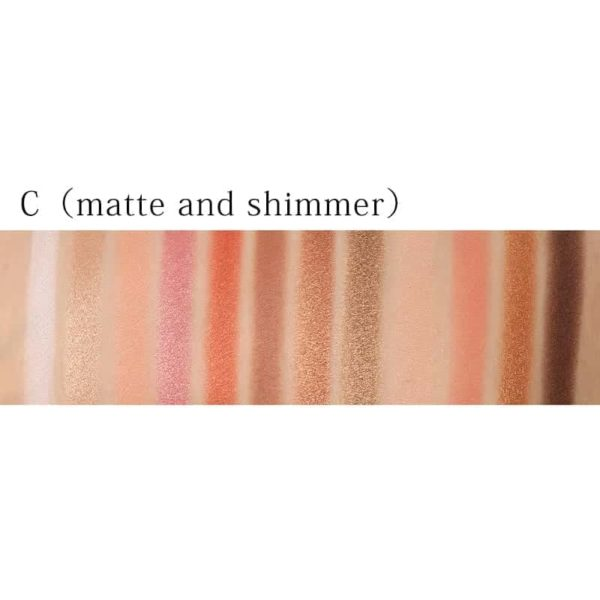 Naked Matte Eyeshadow Makeup Palette 5