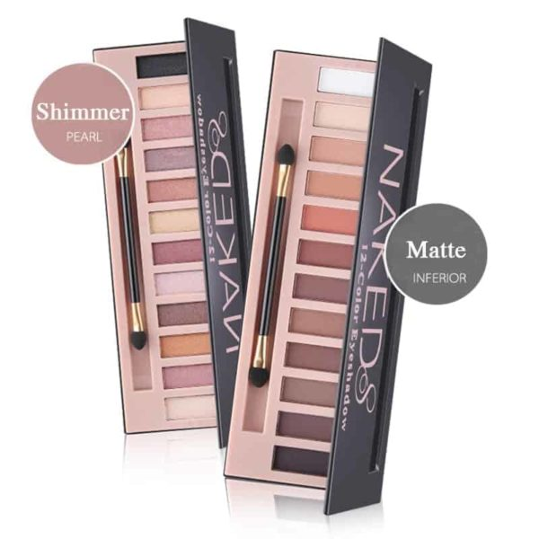 Naked Matte Eyeshadow Makeup Palette