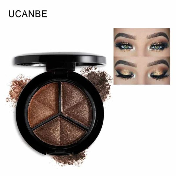 Professional Smoky Eyeshadow Makeup Set 1