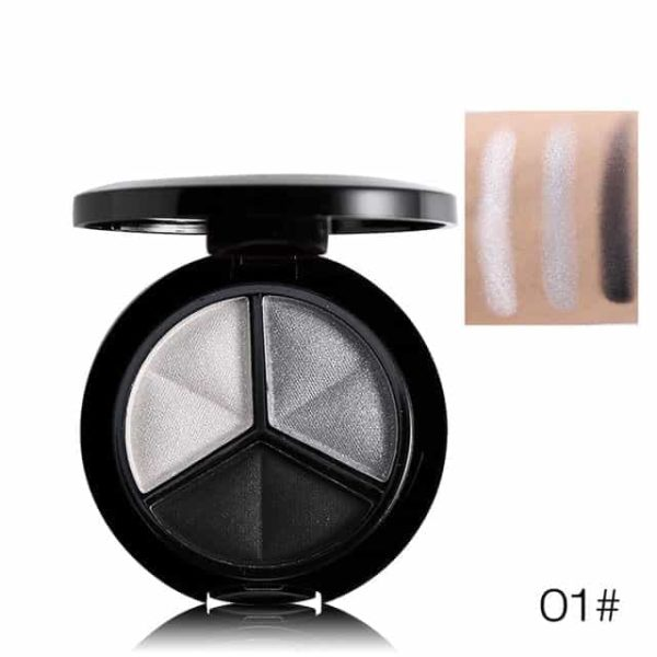 Professional Smoky Eyeshadow Makeup Set 7