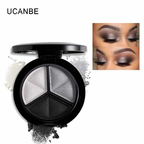 Professional Smoky Eyeshadow Makeup Set 2