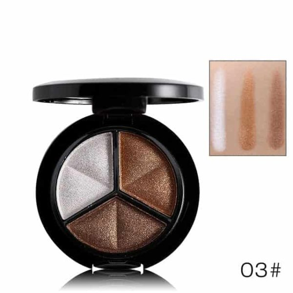 Professional Smoky Eyeshadow Makeup Set 8
