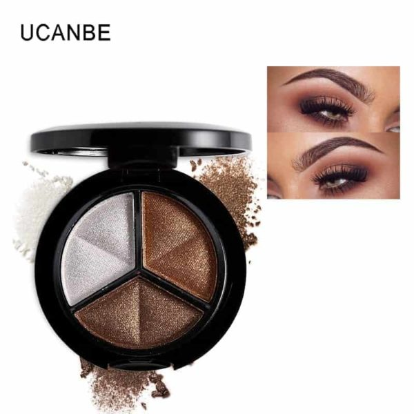 Professional Smoky Eyeshadow Makeup Set 3