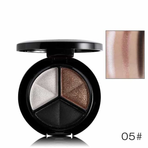 Professional Smoky Eyeshadow Makeup Set 10